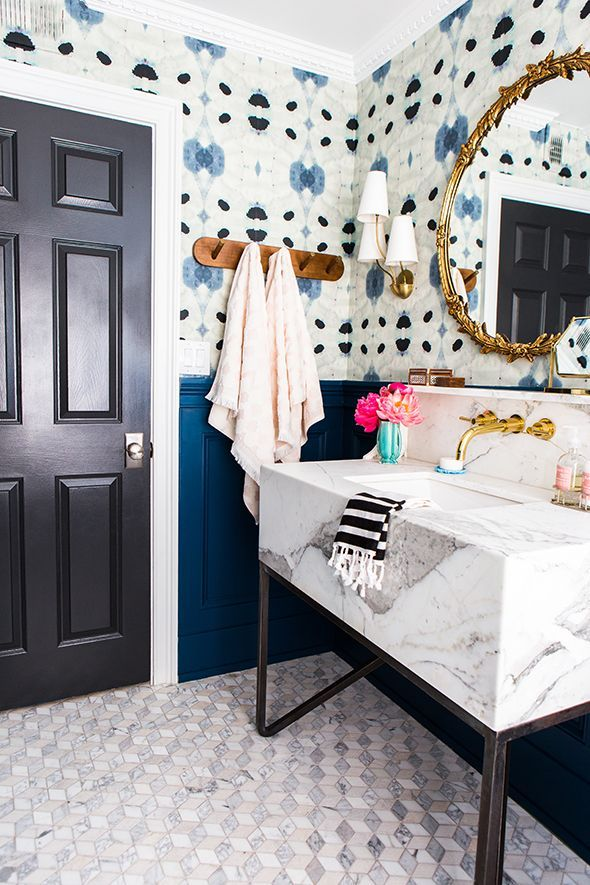 Powder Rooms: Design Tips for Small Bathrooms