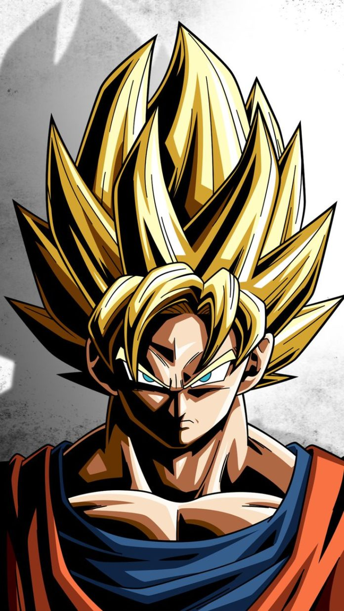 Dragon Ball Z | Anime iPhone wallpapers