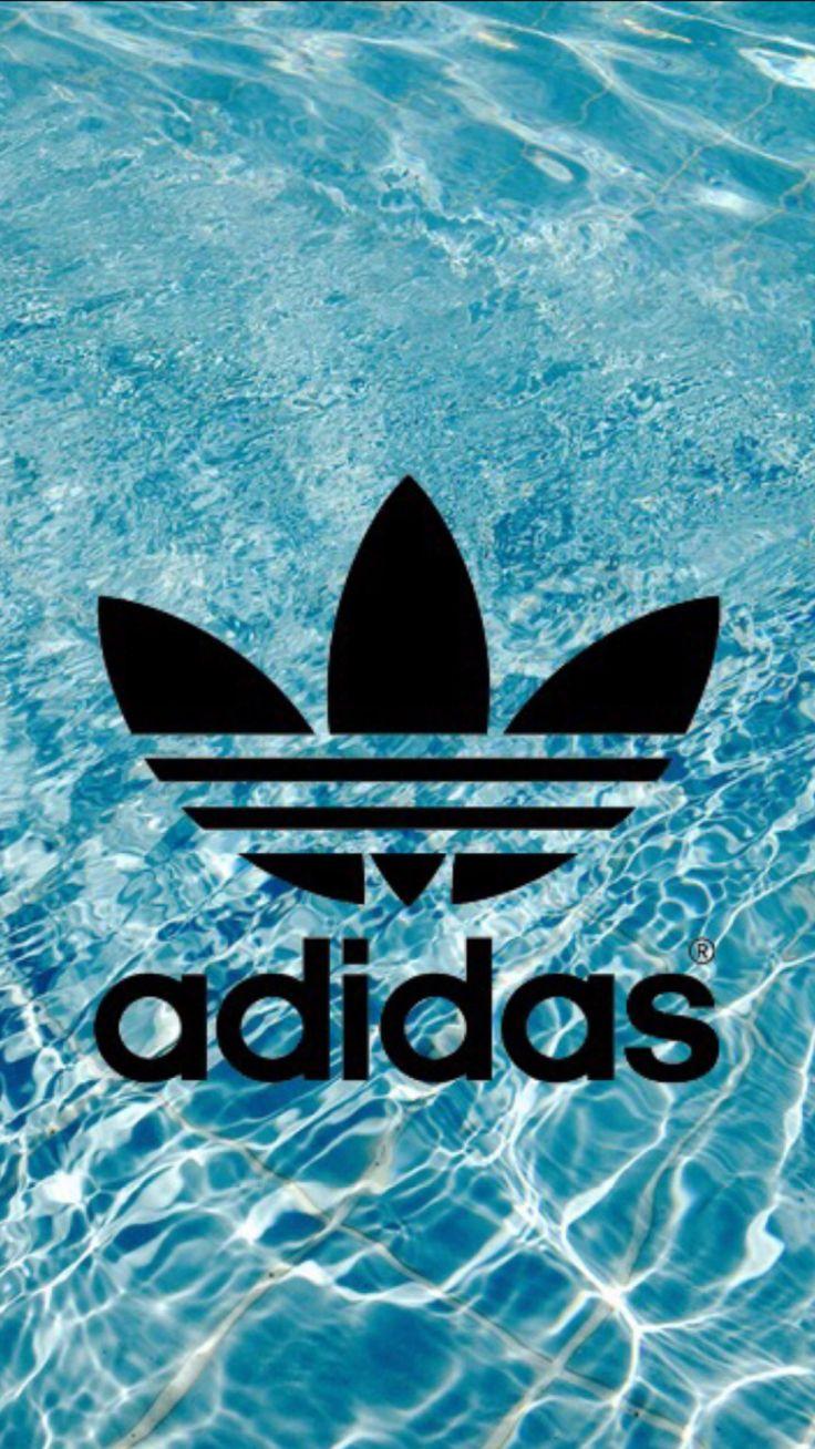 Iphone Wallpaper Fond D Ecran Adidas Mer Wallpaperart