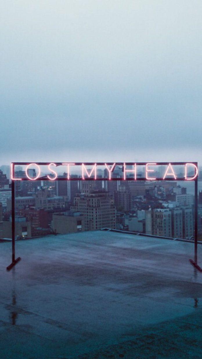 Imagen de wallpaper, neon, and lost
