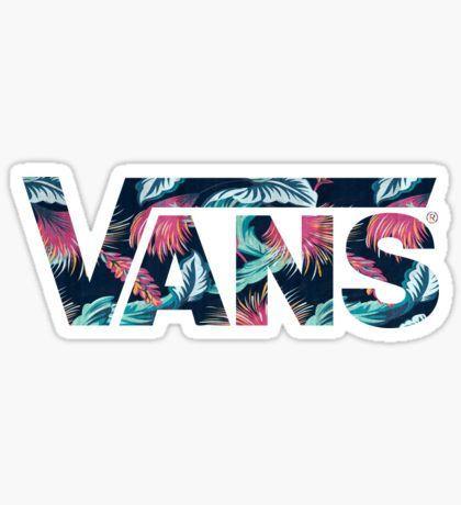 Vans Stickers - #Stickers #Vans
