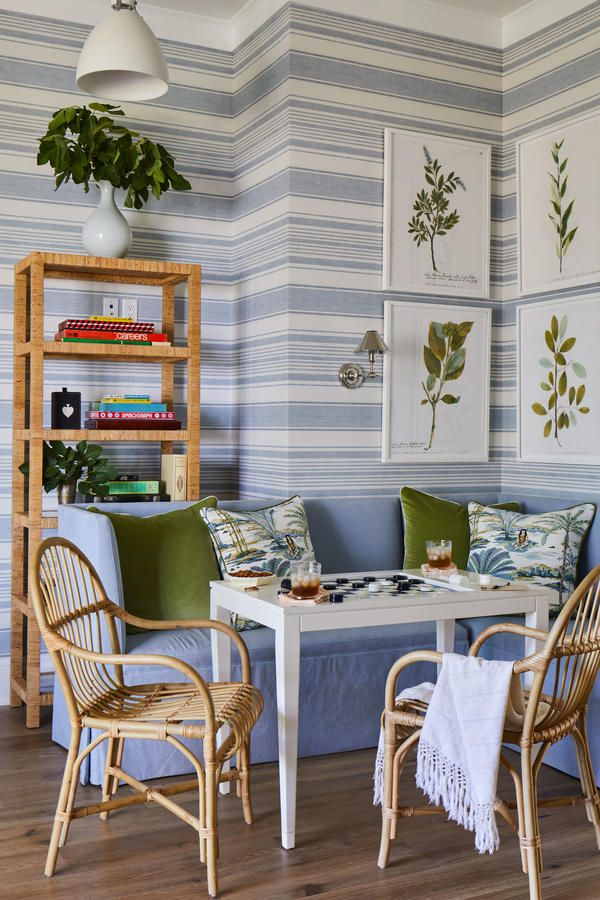 Southern Living Idea House & a few things