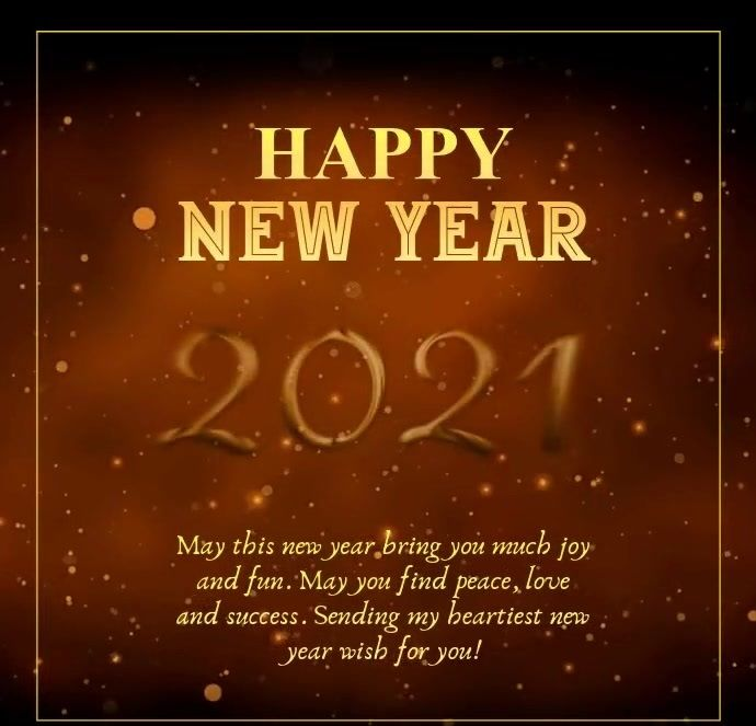 {Stunning} 300+ Happy New Year Greetings Pictures 2021, Images, Wishes