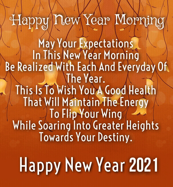 Top 20 Happy New Year 2021 Images and Love Quotes for Her / Him