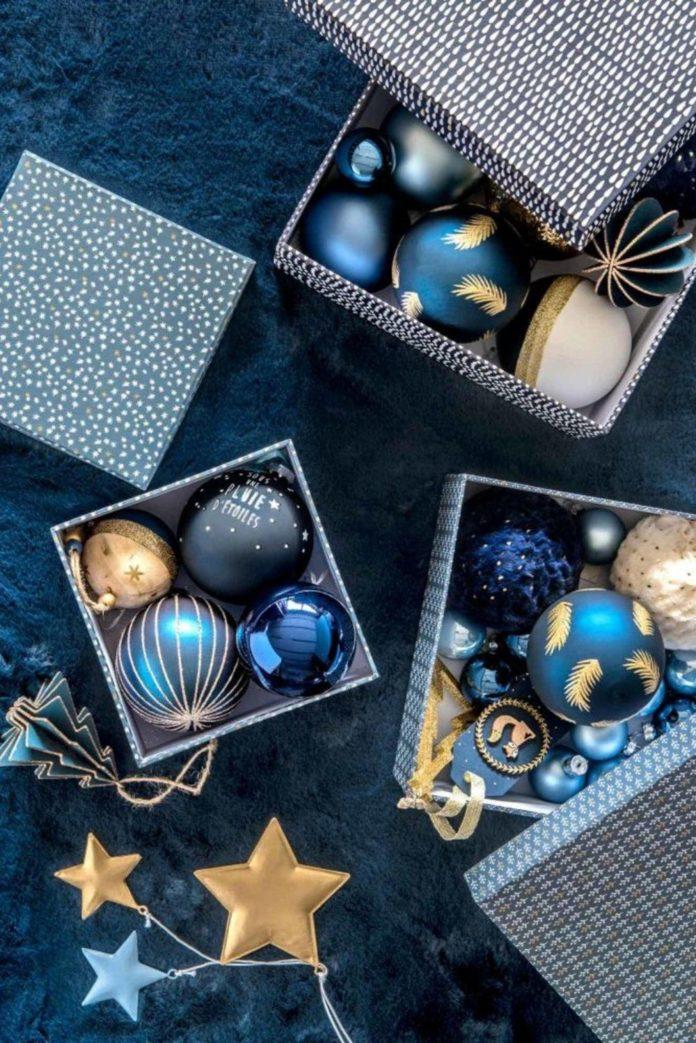 20 boules de Noël pour habiller son sapin