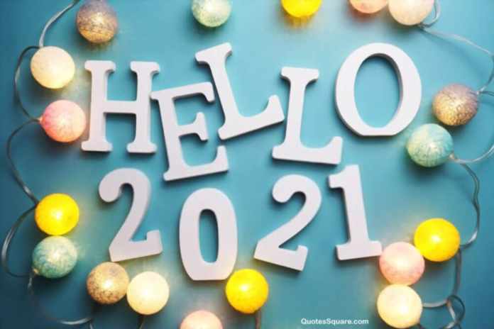 Happy New Year 2021 Wallpapers and Images - Hug2Love